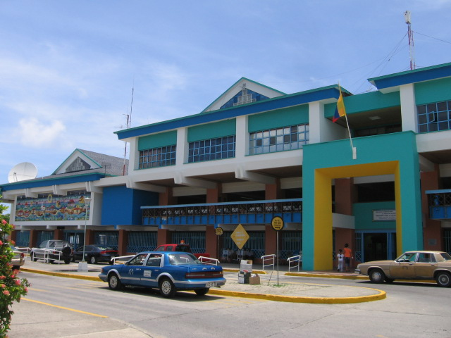San Andres airport (ADZ)