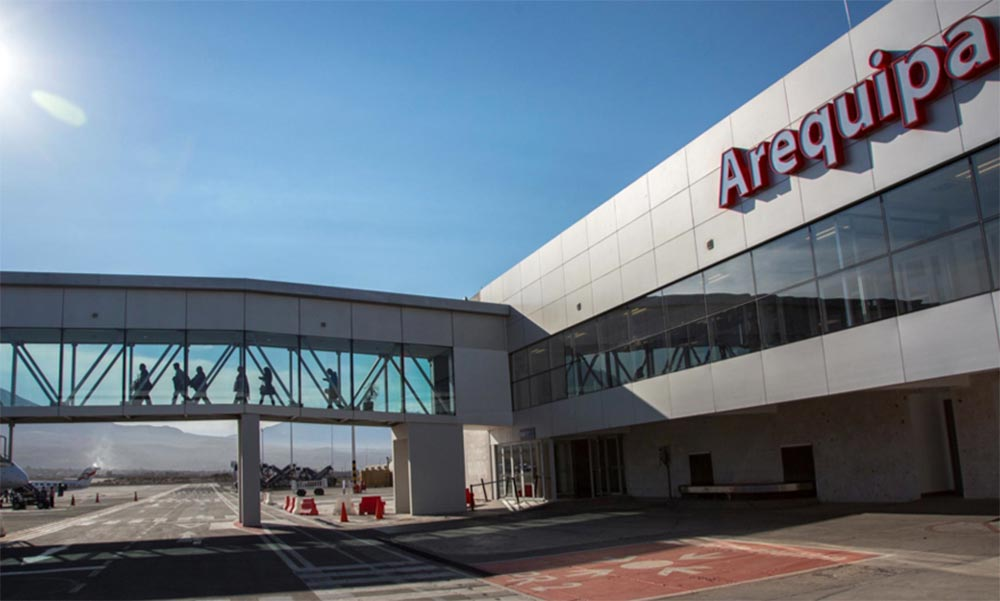 Arequipa airport (AQP)