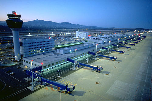 Athens airport (ATH)