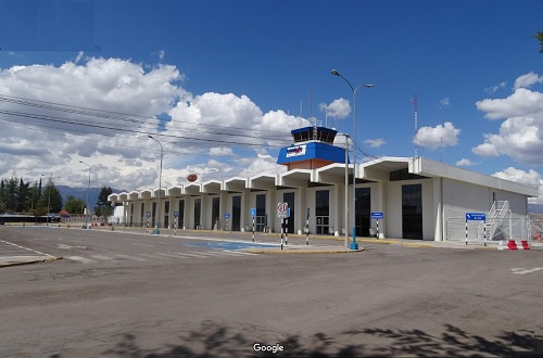 Ayacucho airport (AYP)