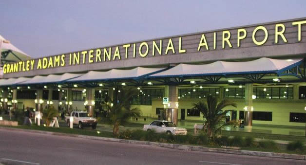 Bridgetown airport (BGI)