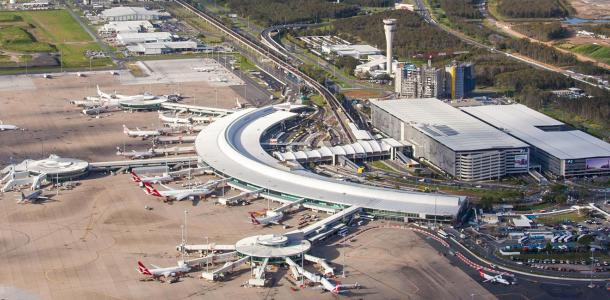 Brisbane airport (BNE)