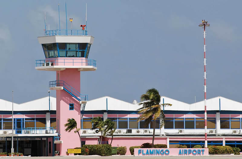 Bonaire international airport (BON)