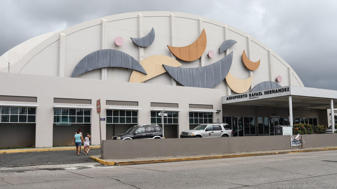 Aguadilla airport (BQN)