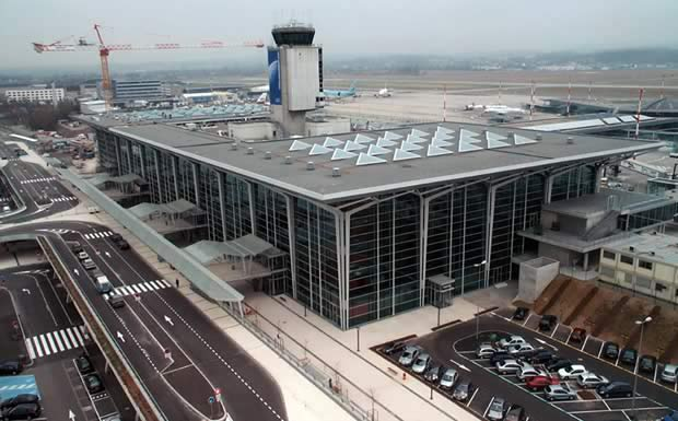 Basel airport (BSL)