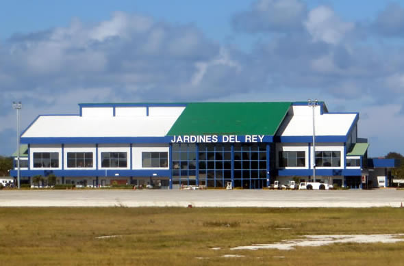 Cayo Coco airport (CCC)