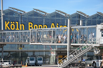Cologne - Bonn airport (CGN)