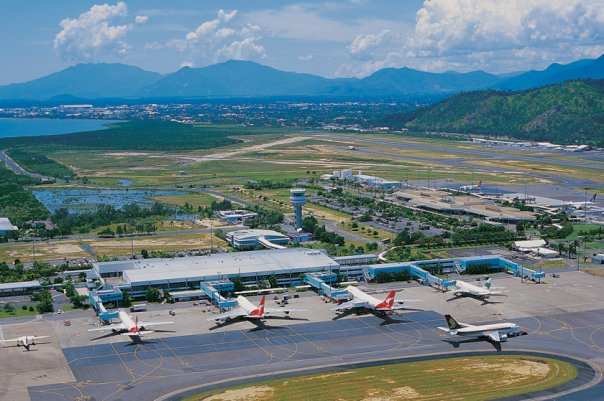 Cairns airport (CNS)