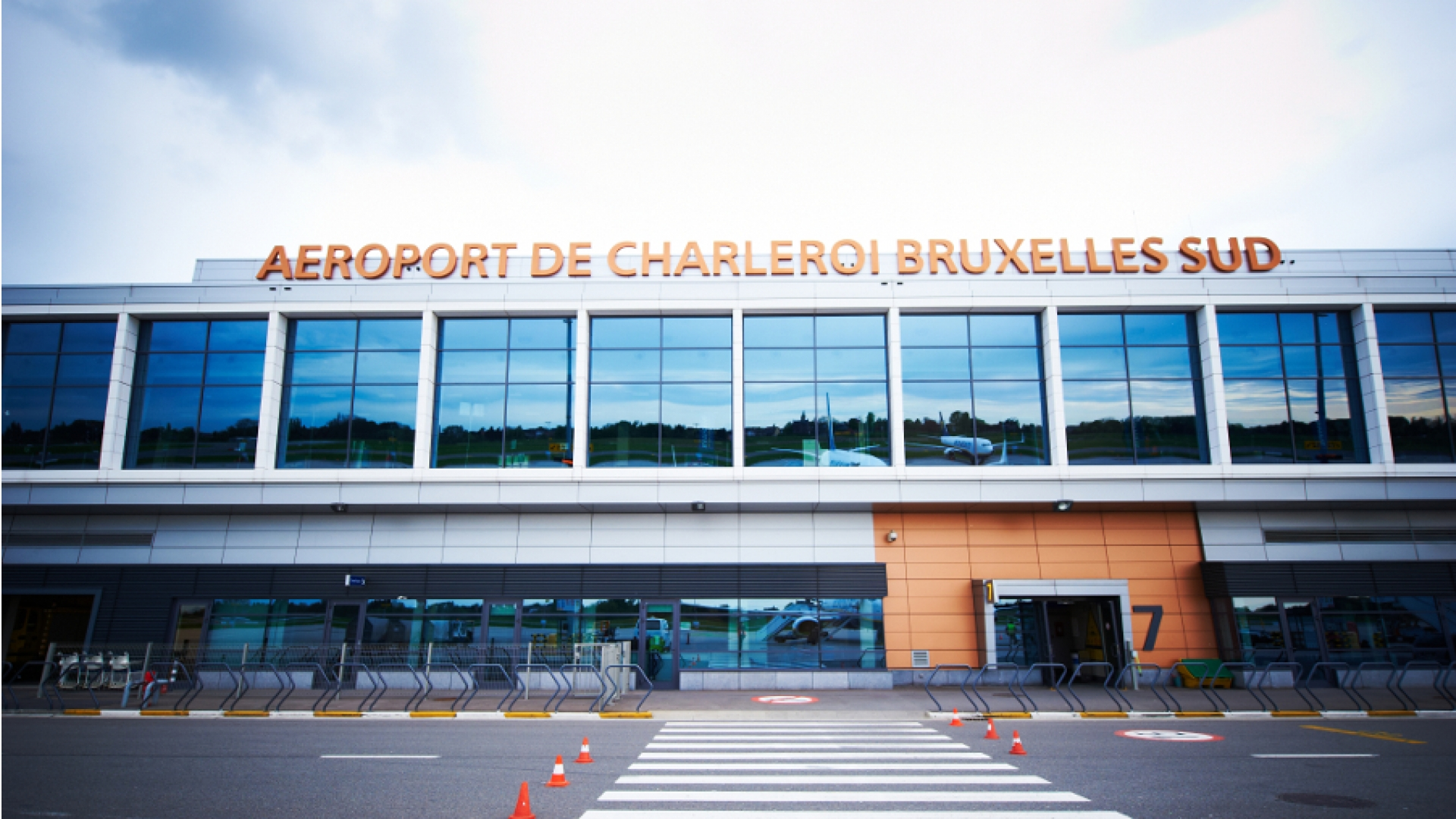 Brussels Charleroi airport (CRL)