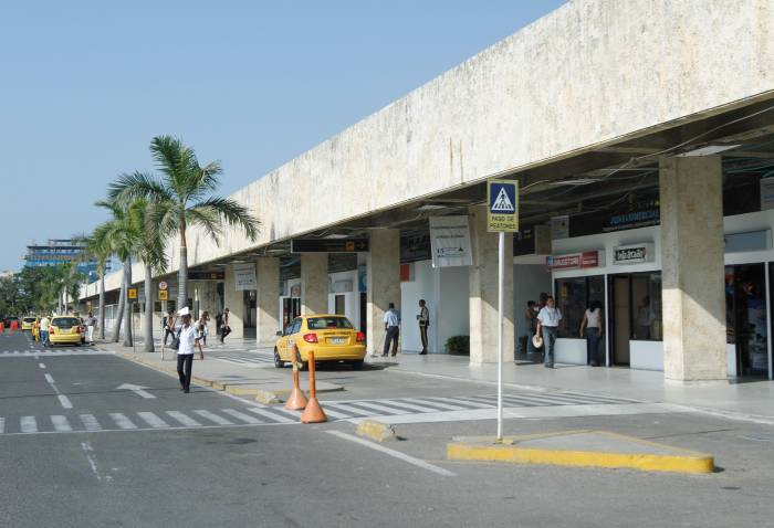 Cartagena airport (CTG)