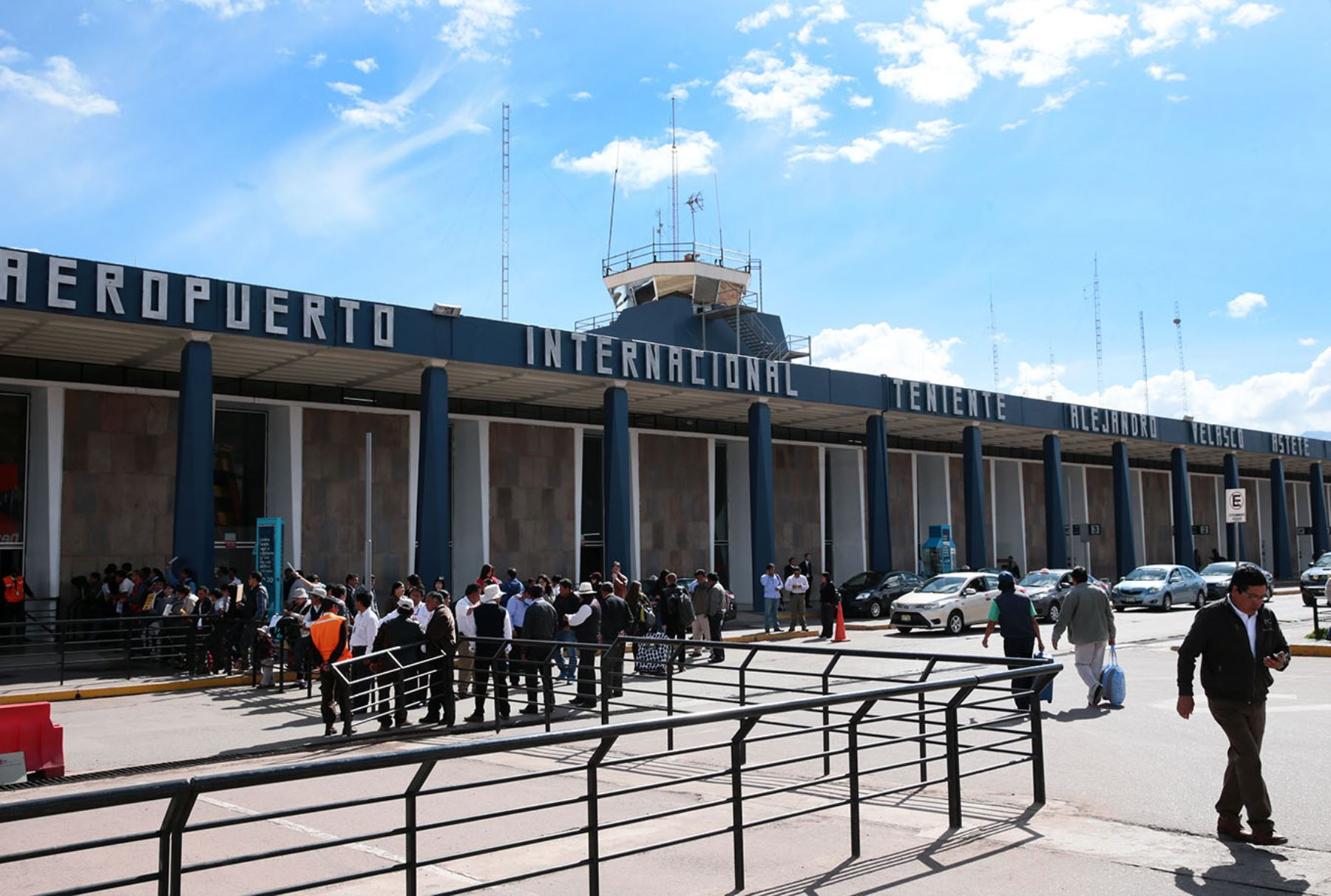 Cusco airport (CUZ)
