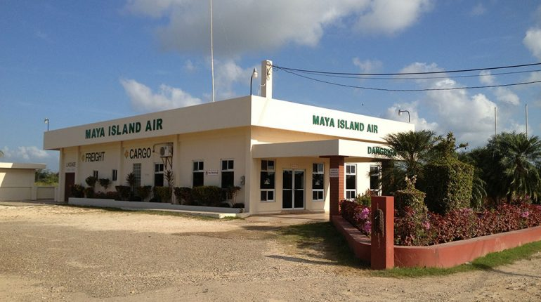 Dangriga airport (DGA)