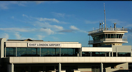 East London airport (ELS)