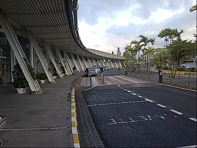 Fort-de-France airport (FDF)