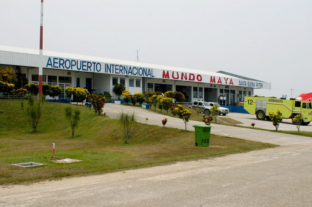 Mundo Maya International Airport (FRS)