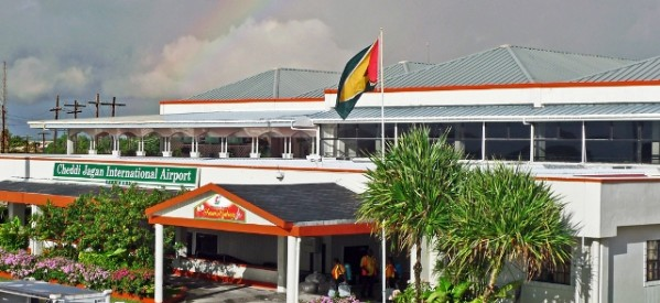 Cheddi Jagan international airport (GEO)