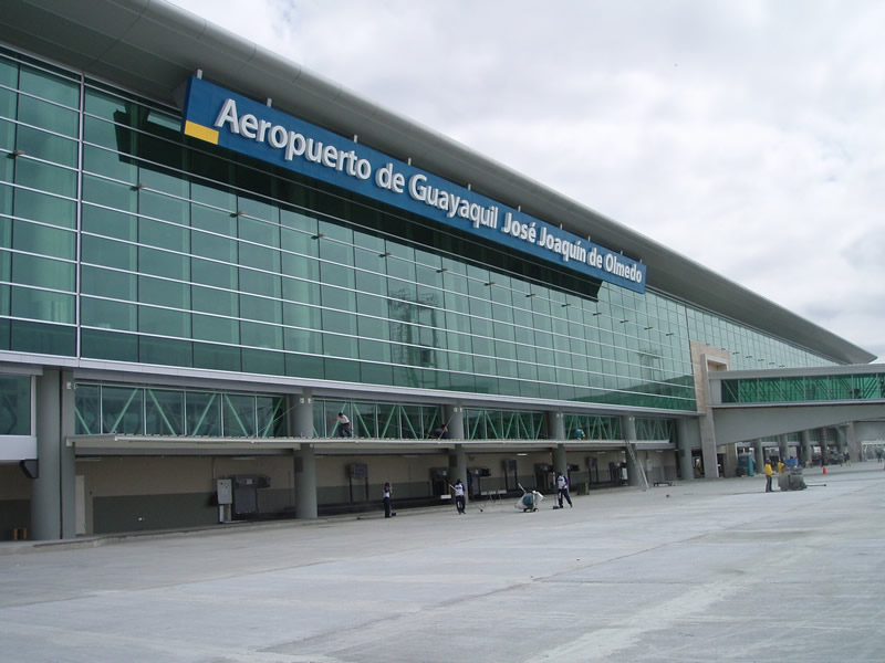 Guayaquil airport (GYE)