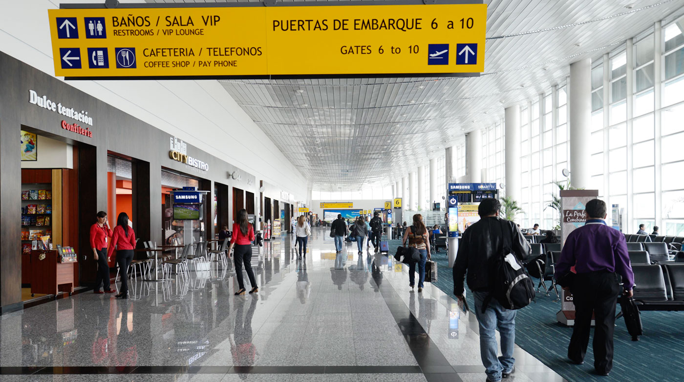 Departures Flight Status From Guayaquil Airport
