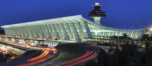 Dulles airport - Washington D.C. (IAD)