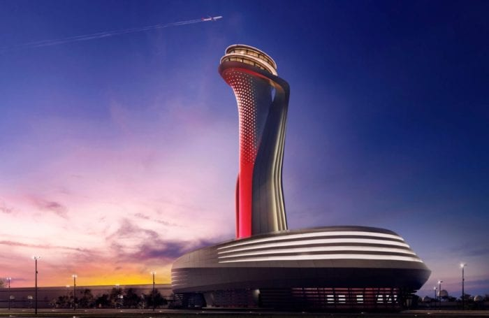 Istanbul international airport (IST)
