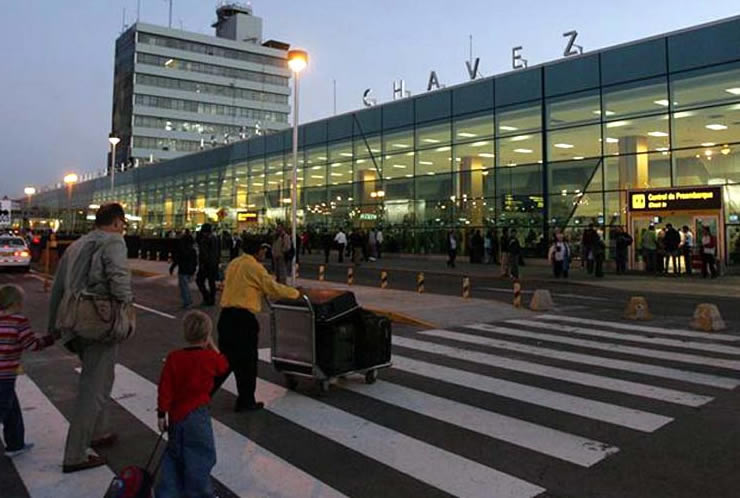 Lima airport (LIM)