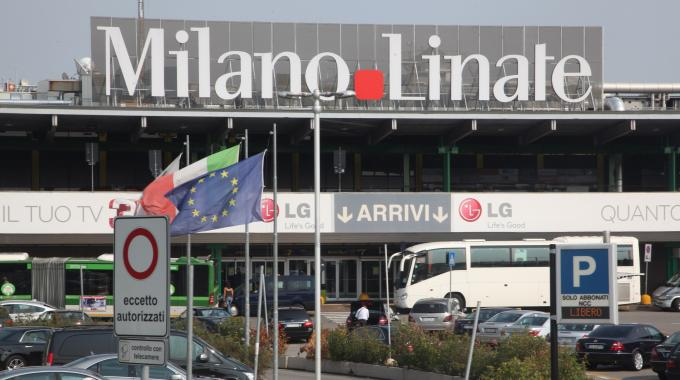 Milan Linate airport (LIN)