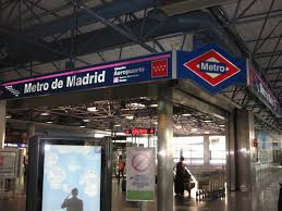 Madrid Barajas airport (MAD)