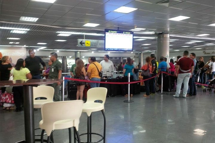 Maracaibo airport (MAR)