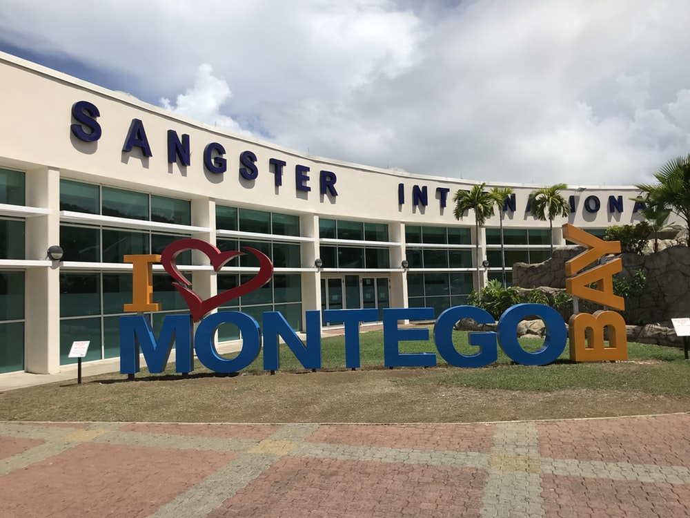 Montego Bay airport (MBJ)