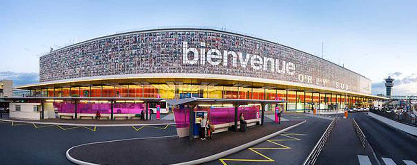 Paris Orly airport (ORY)