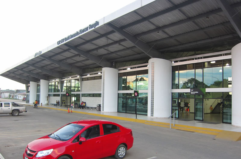 Pucallpa airport (PCL)