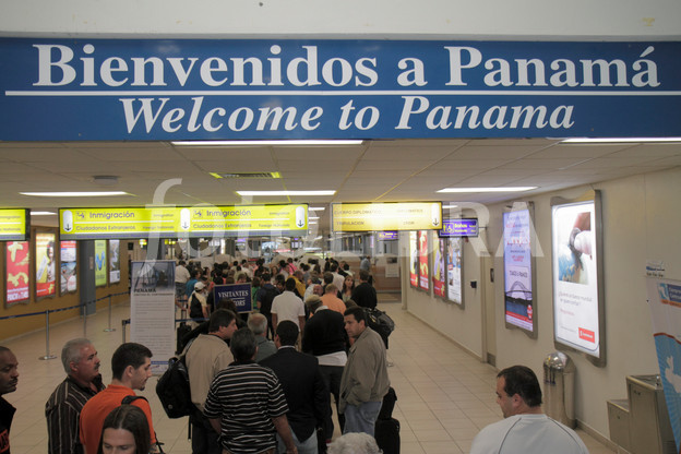 Panama City airport (PTY)