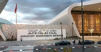 Marrakesh airport (RAK)