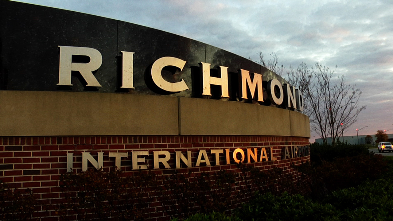 Richmond airport (RIC)
