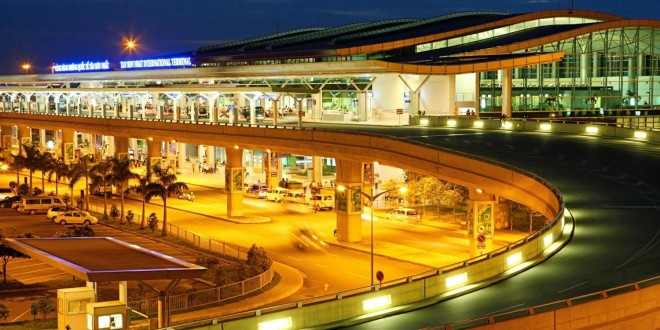 Ho Chi Minh airport (SGN)