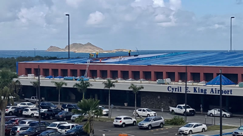 St. Thomas airport (STT)