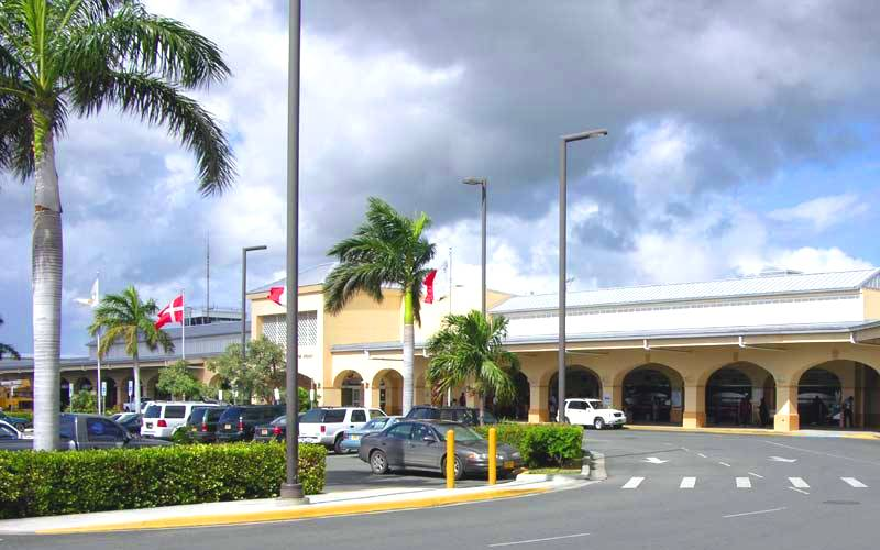 Christiansted airport (STX)