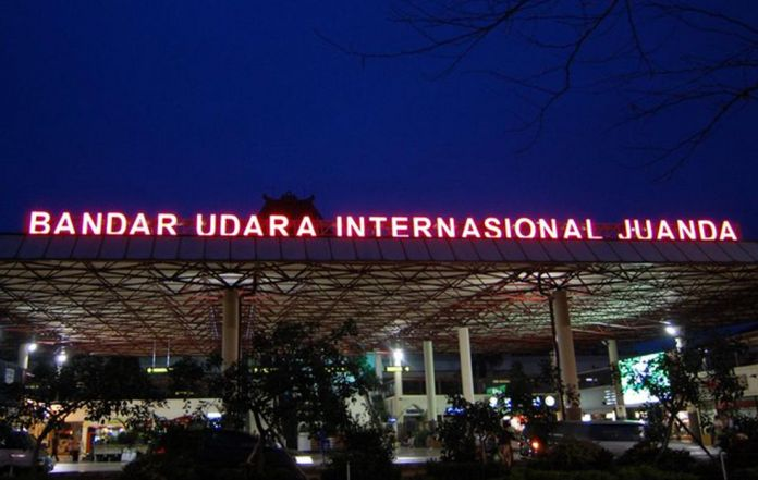 Surabaya international airport (SUB)