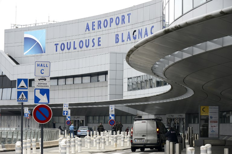 Toulouse airport (TLS)