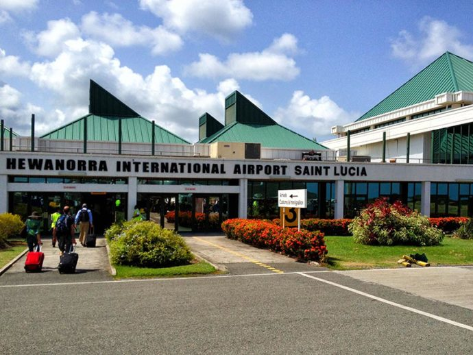 Hewanorra International Airport (UVF)