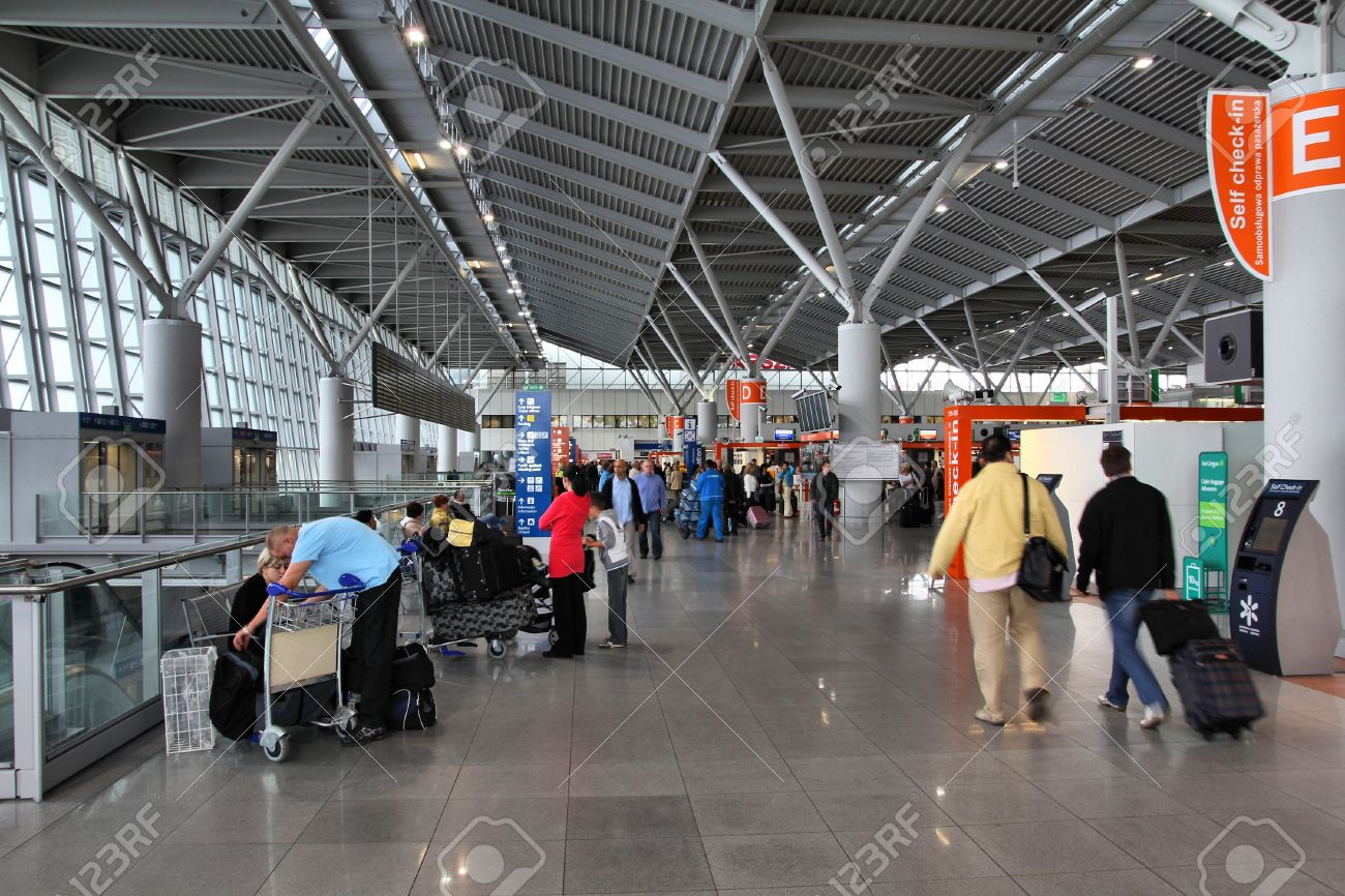 Warsaw airport (WAW)
