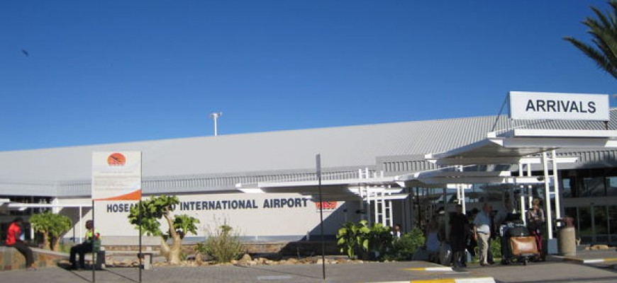Windhoek airport (WDH)