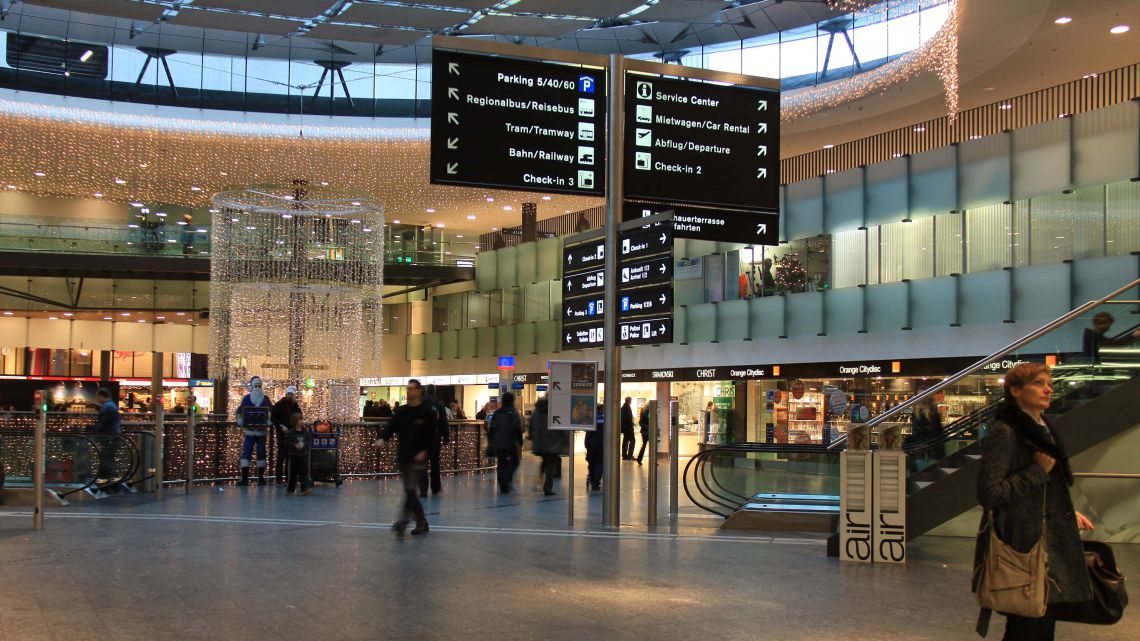 united airlines check in zurich airport