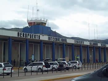 Cusco airport
