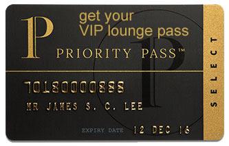 VIP Lounge Pass